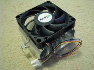 AMD Heat Sink