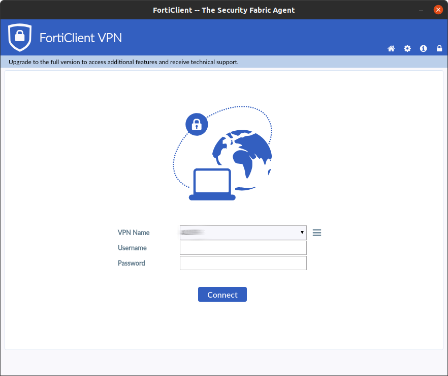 Client VPN Fortinet